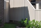 Orion Colorbond fencing 8