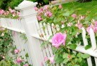 Orion Front yard fencing 21