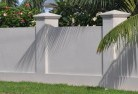 Orion Front yard fencing 29