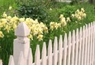 Orion Front yard fencing 2
