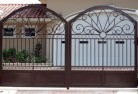 Orion Wrought iron fencing 2